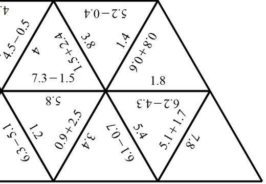 1 Digit Decimals - Adding & Subtracting - Spot the Mistake