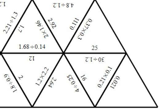 2 Digit Decimals - Multiplying & Dividing - Tarsia