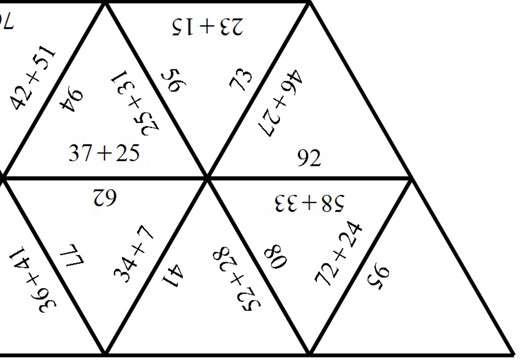 2 Digit Integers - Adding - Spot the Mistake