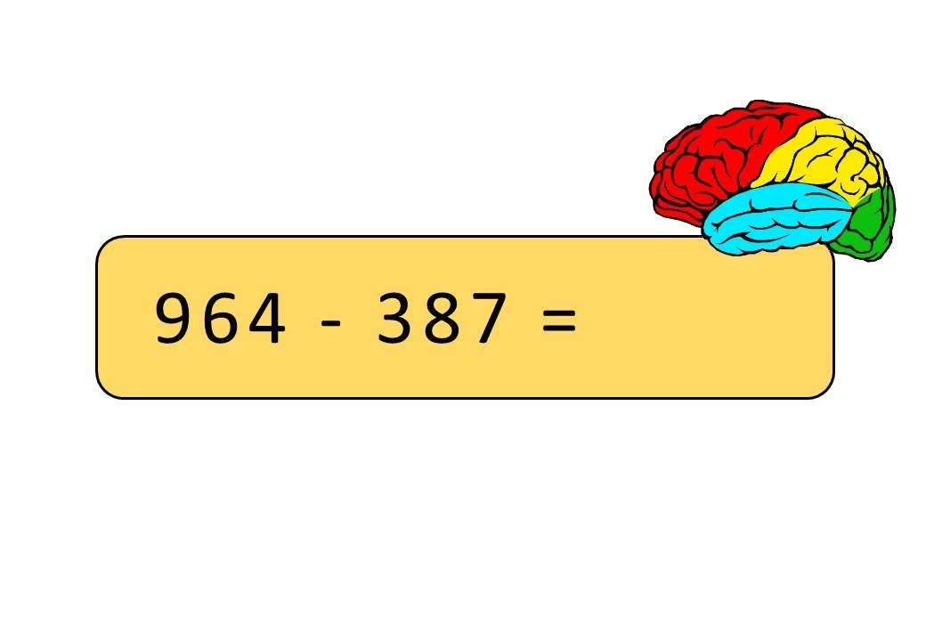 3 Digit Integers - Subtracting - Bingo OA