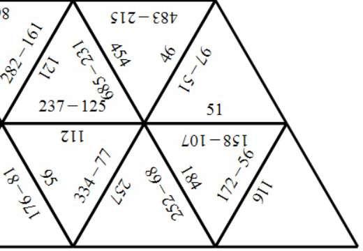 3 Digit Integers - Subtracting - Tarsia