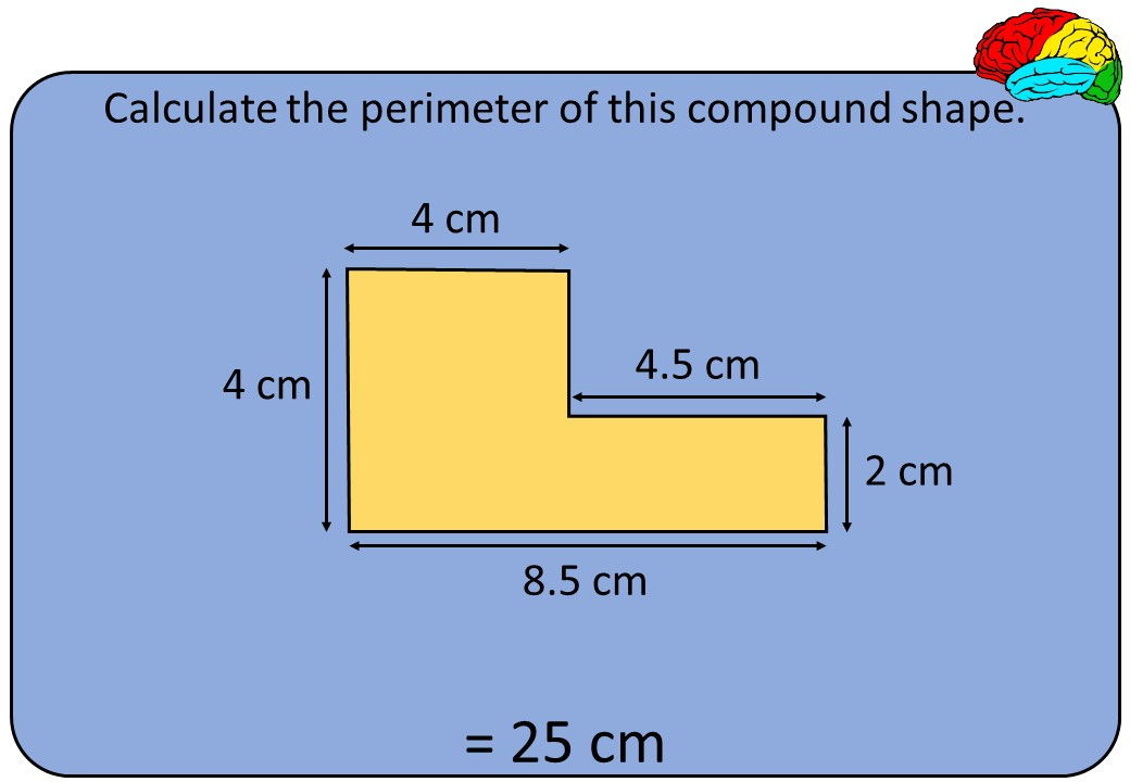 Compound Shapes - Perimeter - Bingo OA (1)