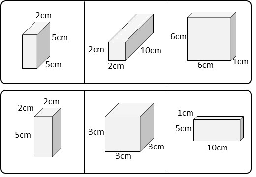 Cuboid - Volume - Snap