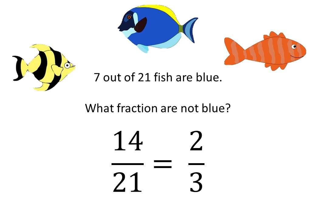 Fractions - Expression - Bingo OA