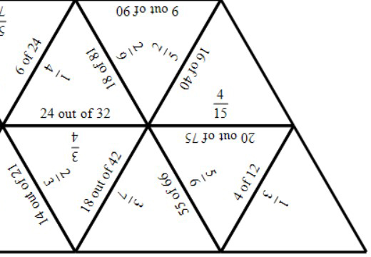 Fractions - Expression - Tarsia