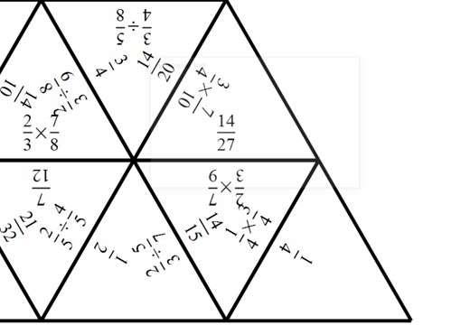 Fractions - Multiplying & Dividing - Spot the Mistake