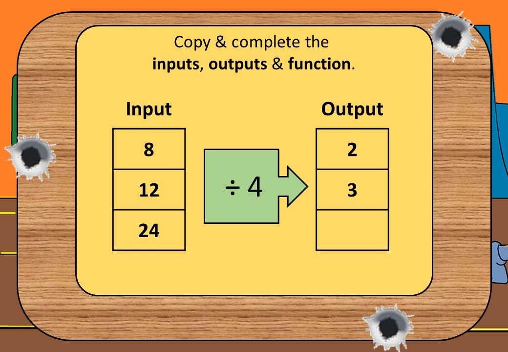 Function Machines - Simple - Shootout