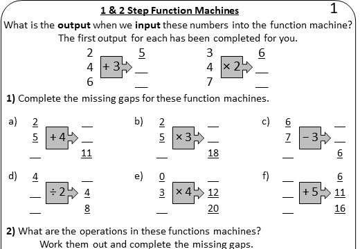 reading single line diagrams goteachmaths co uk  goteachmaths co uk