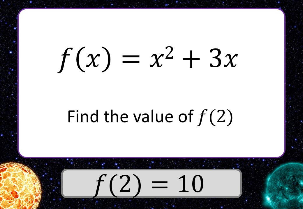 Functions - With Indices - Substitution - 3 Stars