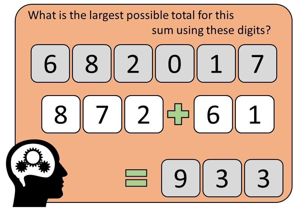 Integers - Place Value & Ordering Numbers - Bingo OA