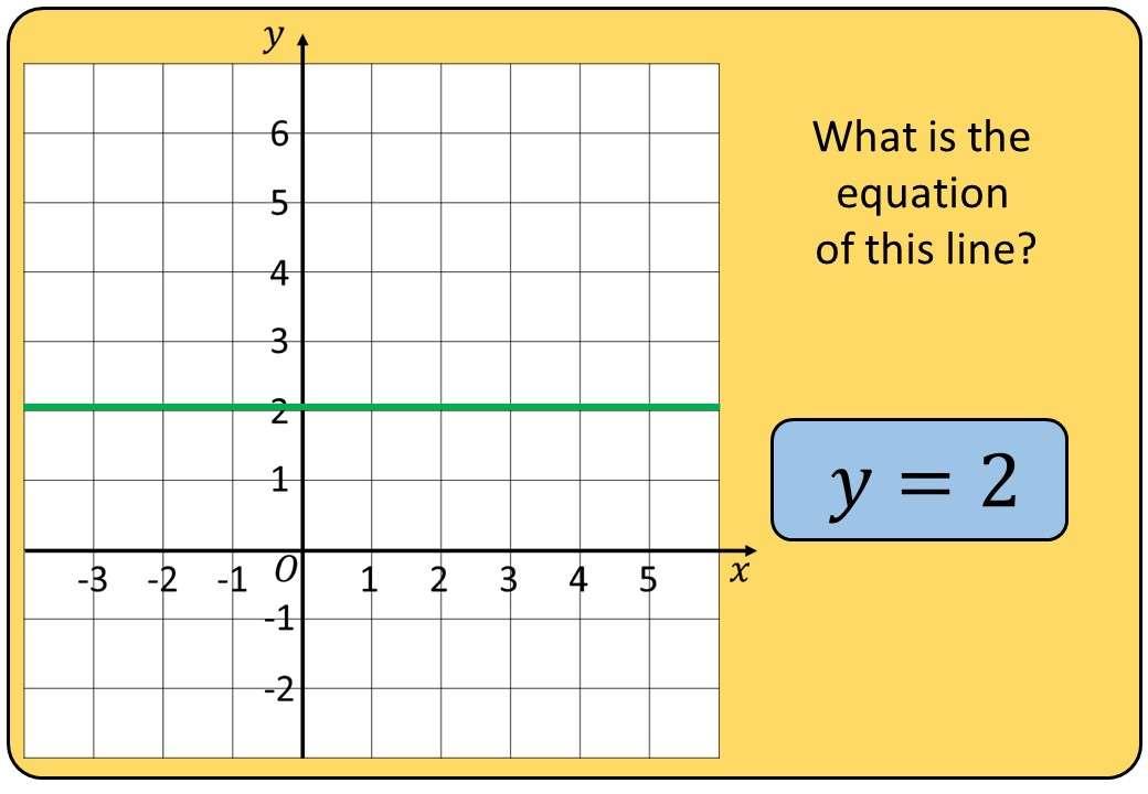 Lines - Horizontal & Vertical - Bingo OA