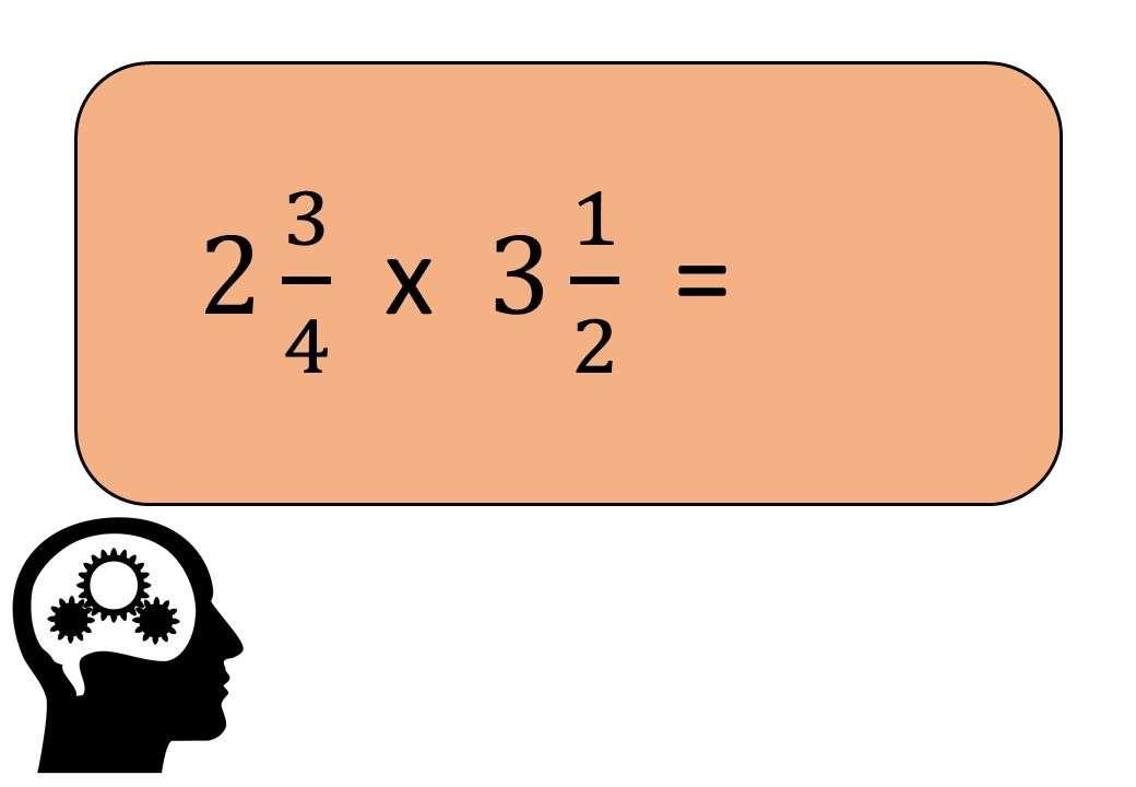 Mixed Numbers - Mixed - Bingo OA