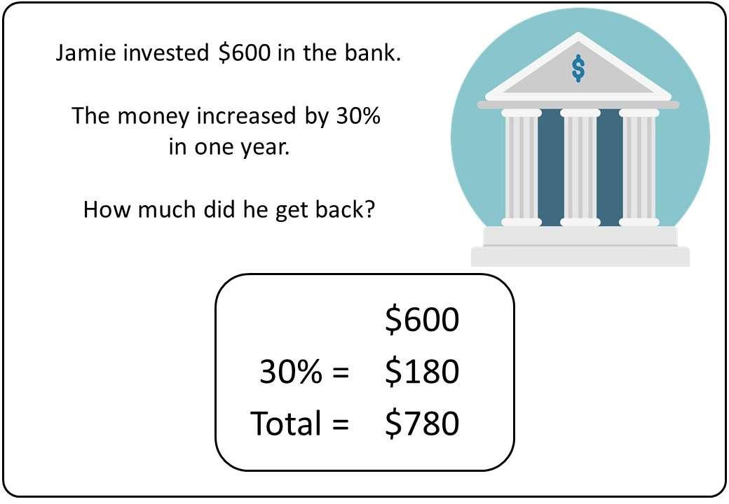 Percentage - Increase & Decrease - 10s - Bingo M