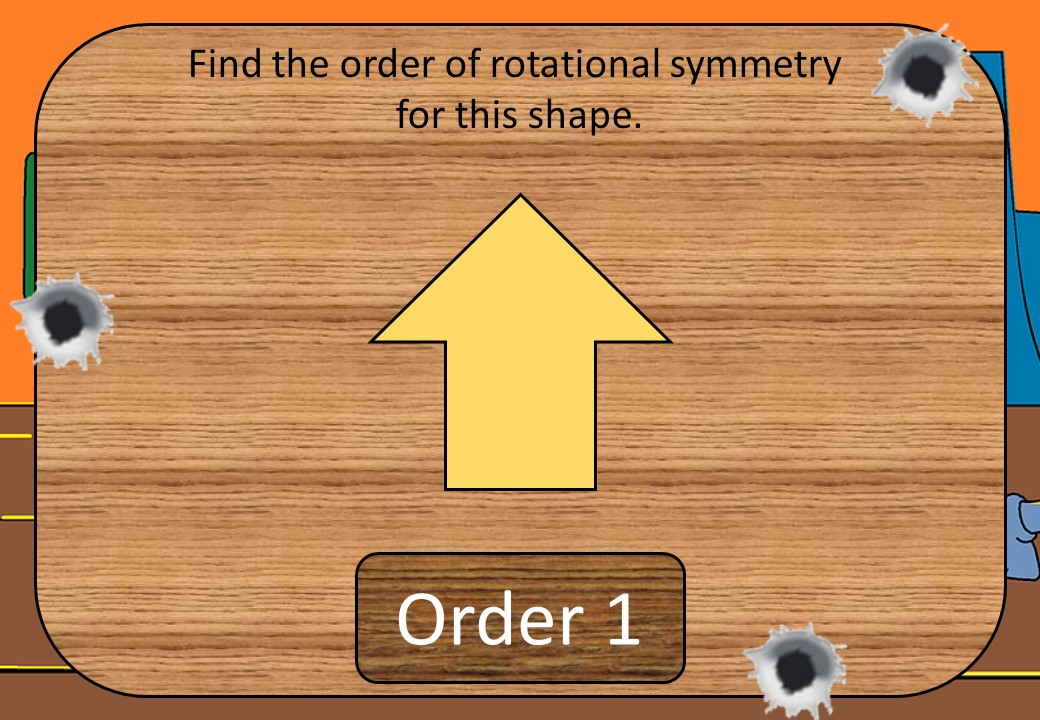 Rotational Symmetry - Shootout
