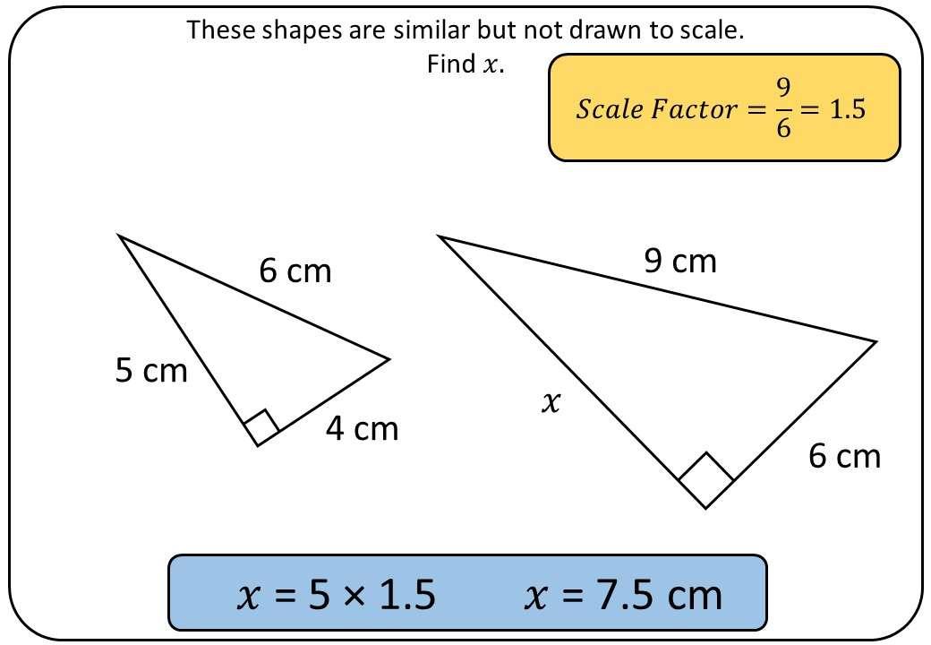 Similar Triangles - Bingo M
