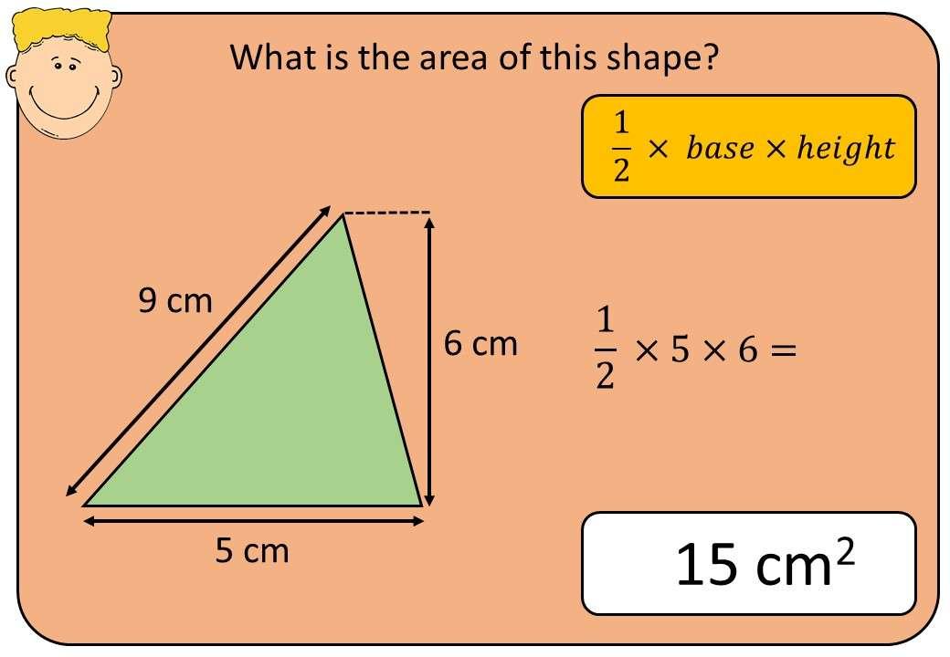 Triangle - Area - Bingo M