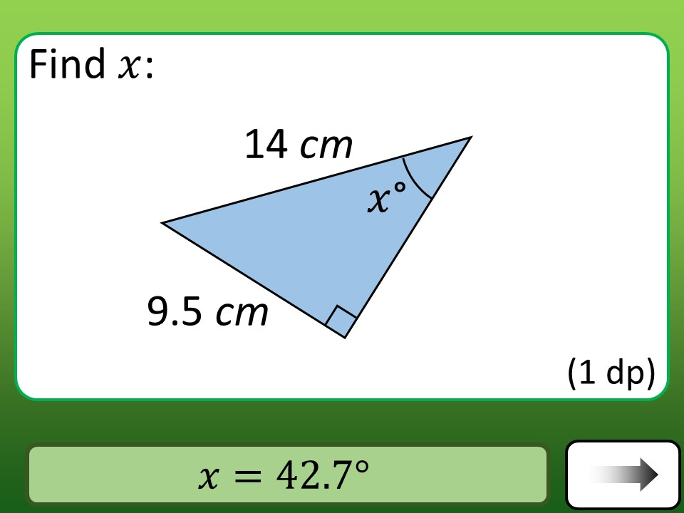 Trigonometry - Sine & Cosine - Car Race