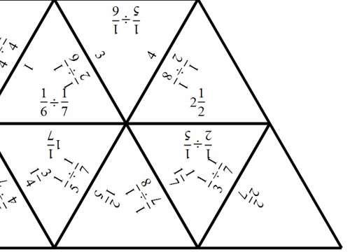 Unit Fractions - Dividing - Spot the Mistake